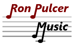 Ron Pulcer Music logo